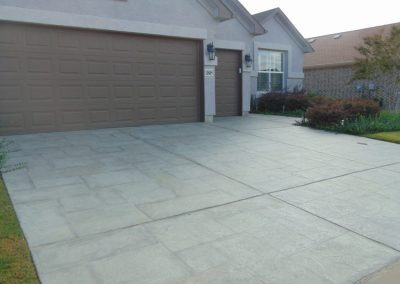 Driveway Restoration by LimeCoat