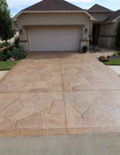 Residential Driveway 3