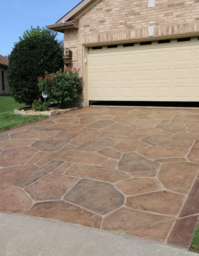 Residential Driveway 1