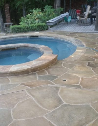Pool Deck by LimeCoat DFW