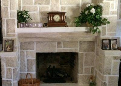 Another Breathtaking Fireplace by LimeCoat