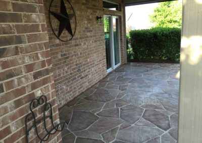 LimeCoat DFW Patio for Those Warm Texas Nights