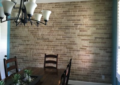 LimeCoat DFW Interior Dining Room Wall