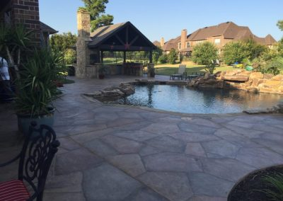 LimeCoat DFW Pool Deck and Patio