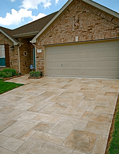 Residential Driveway 7